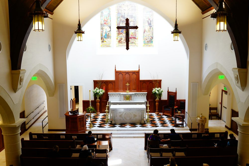 New Catholic Shrine Brings Old Memories Of Maritime South