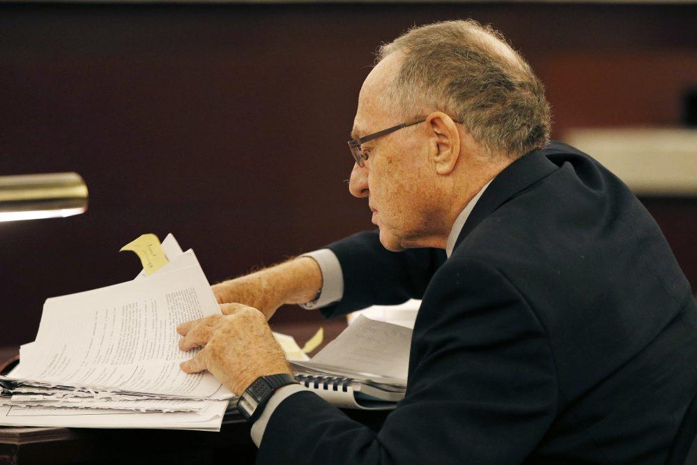 Image result for PHOTOS OF JUDGE NANCY GERTNER IN COURT