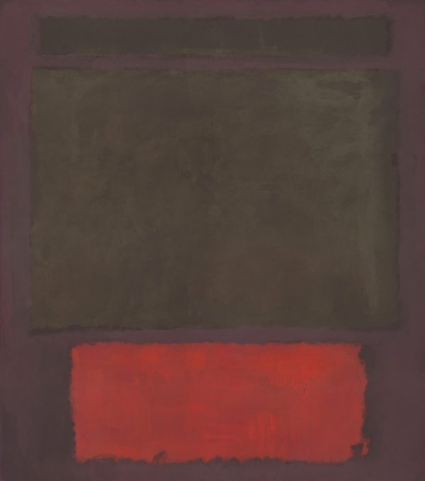 Feeling Overwhelmed Mfa Minute With Rothko