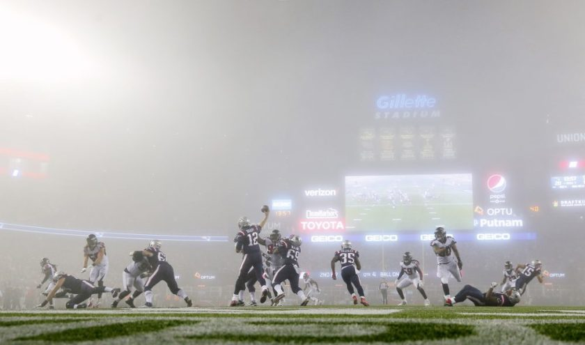 Image result for tom brady fog