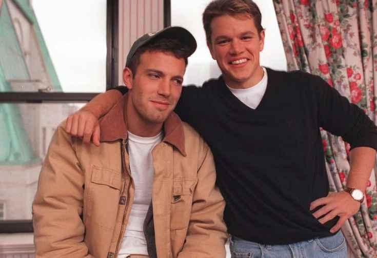 Ben Affleck e Matt Damon adattano la storia del furto al  McDonald's Monopoly Game!