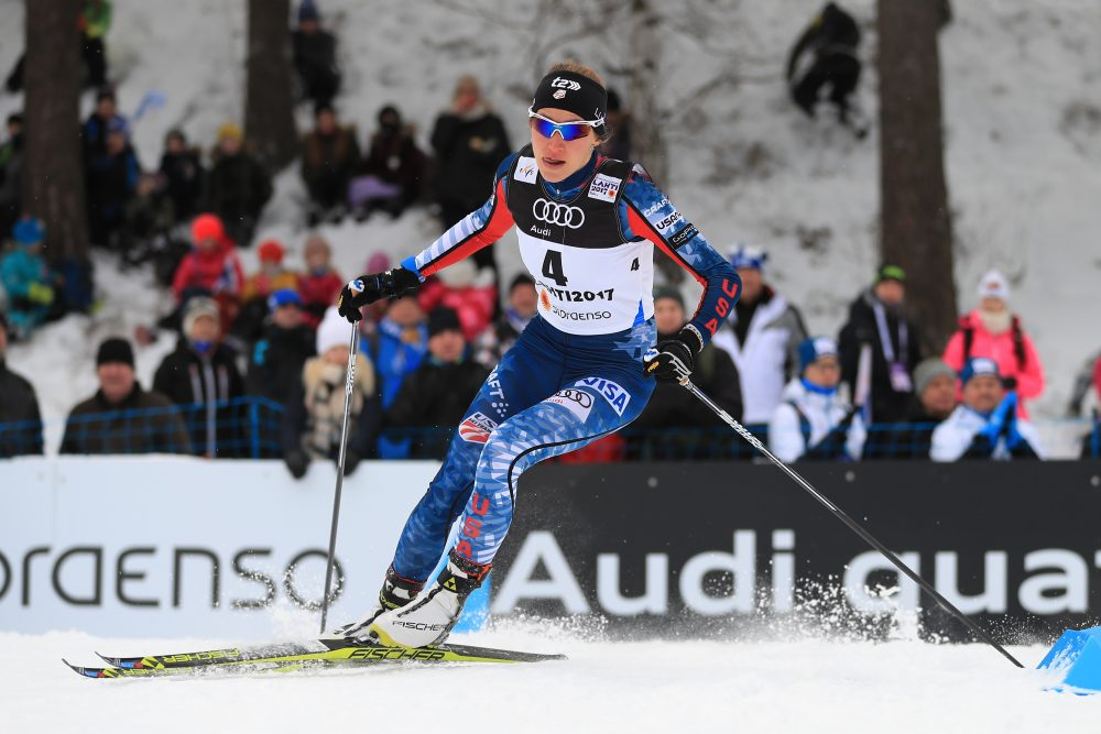 Cross Country Skiing Runs In The Family For Olympian Sophie