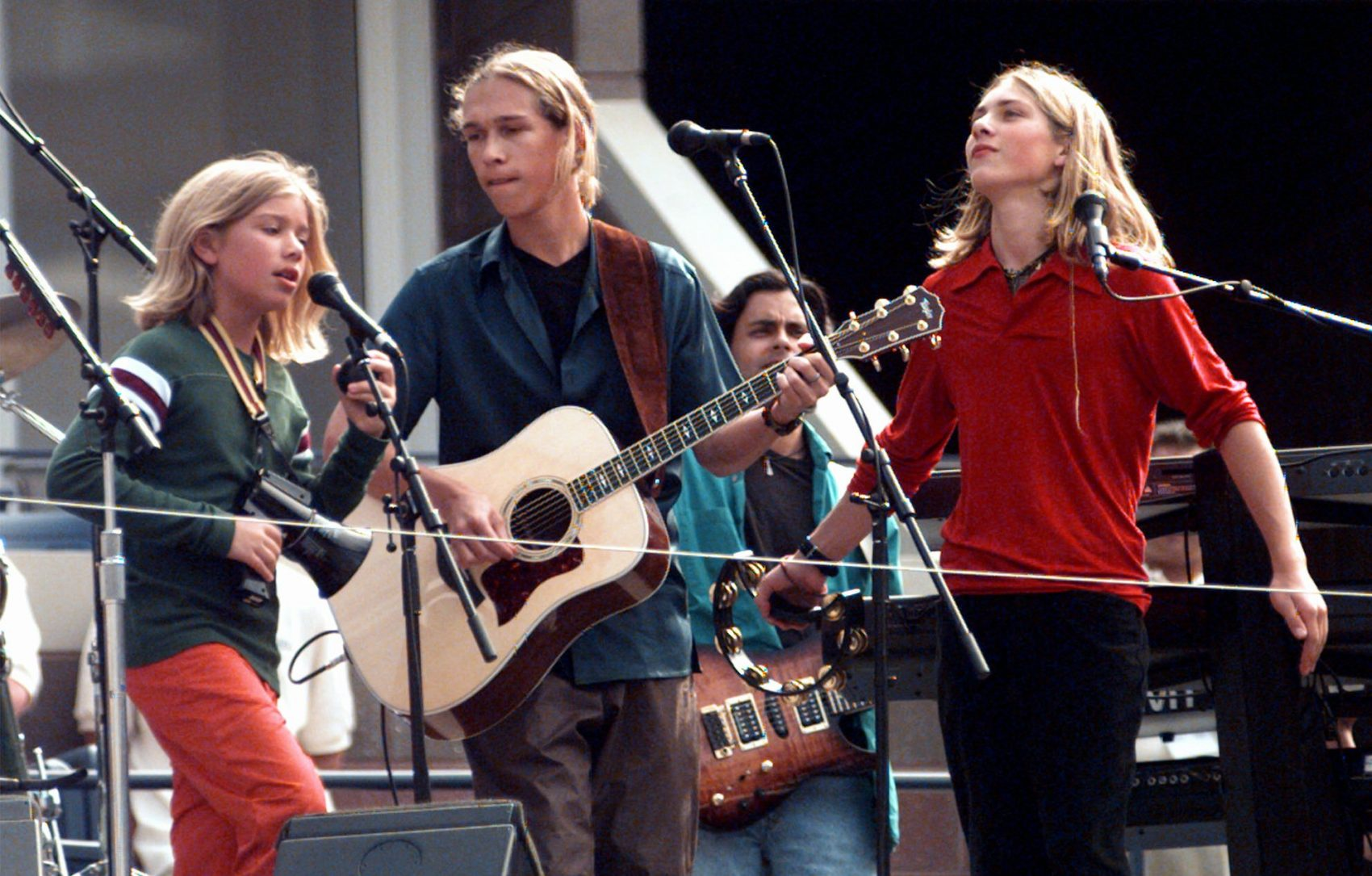 Hanson Beat The System  Edge of Fame