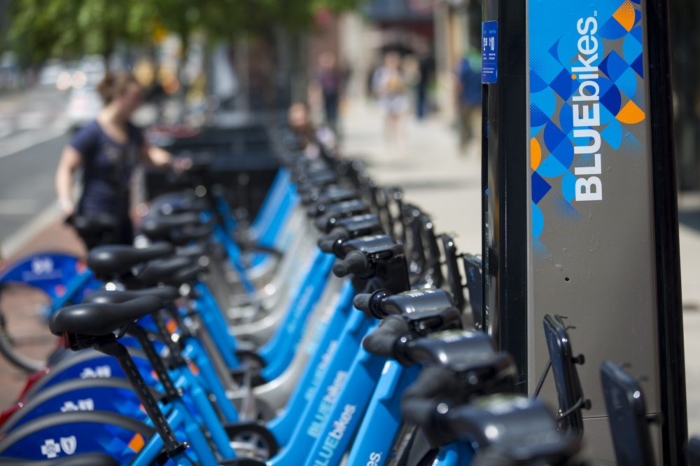 Blue Bikes Are Coming To Mattapan, Roslindale And More Parts Of Dorchester  | Bostonomix
