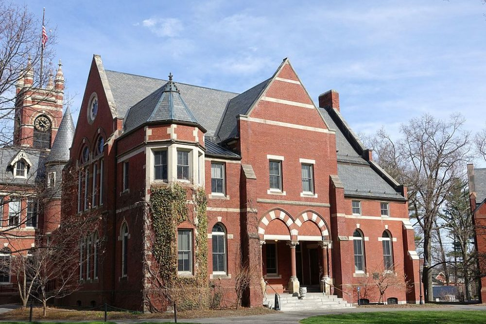 Eating While Black Smith College Employee Reported
