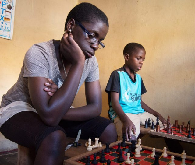 After Achieving Chess Fame Queen Of Katwe Takes New Path Only
