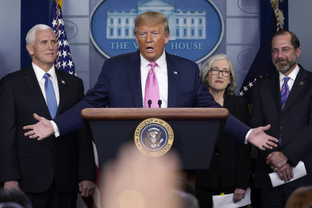Donald Trump Finally Addressed Coronavirus. It Did Not Make Me ...