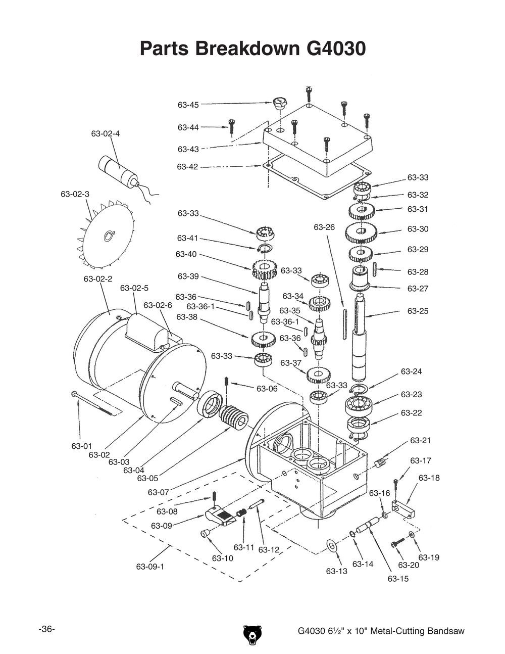 220 Wiring Diagram For 2 Hp Grizzly Table Saw : 45 Wiring