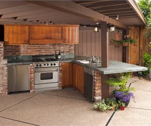 Spectacular Outdoor Kitchens For Your Patio And Beyond - Garden Lovers Club