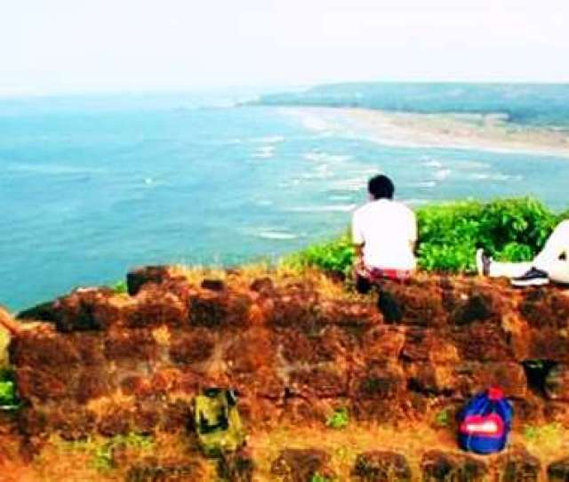 Chill At The Chapora Fort Dil Chahta Hai Style