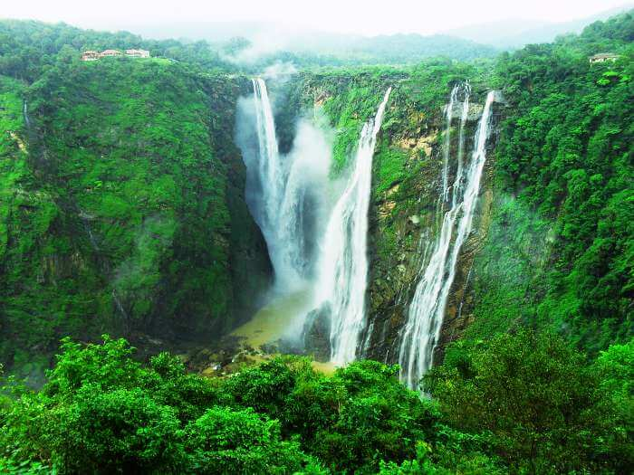 Jog Falls Wallpapers Desktop 14 Stunning Waterfalls Near Bangalore Worth Spectating