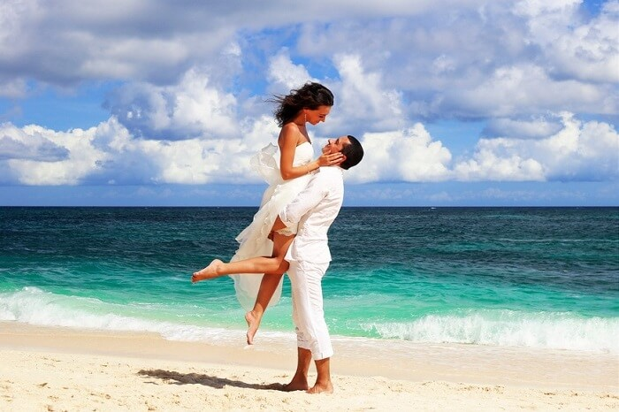Places Have Beach Wedding