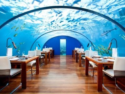 6 Underwater Restaurants In Maldives You Can't Afford To Miss