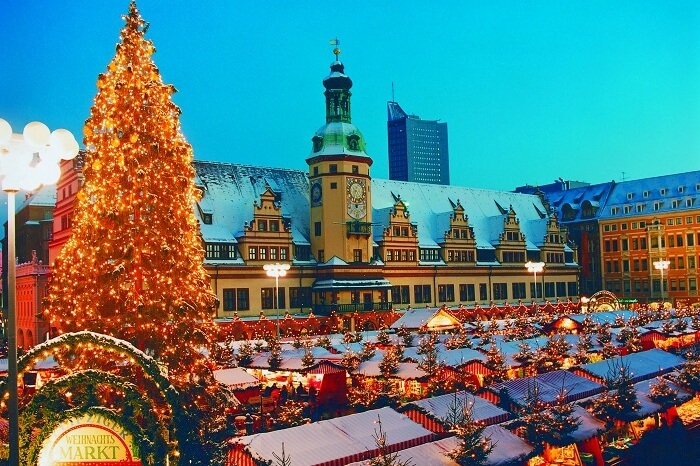 Christmas In Europe.Best Cities To Celebrate Christmas In Europe Thecannonball Org