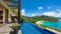 Mahe Island Resorts Redefine Luxury & Class