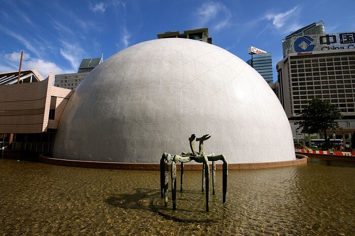 dome of Hong Kong Space Museum