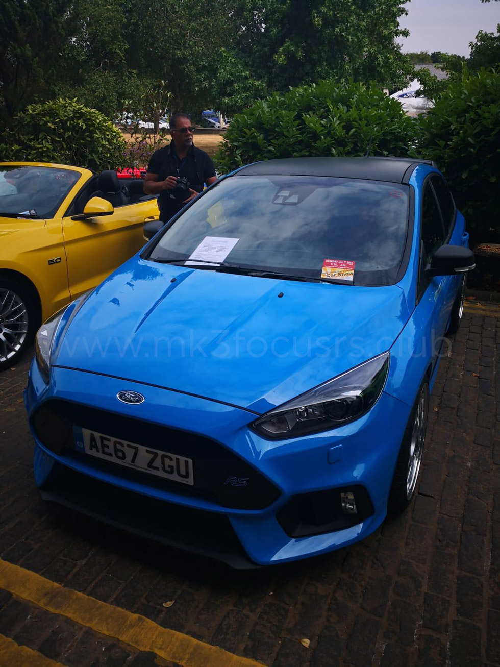 Nitrous Blue Focus Rs : nitrous, focus, Focus, Evocation, Special, Edition, Model