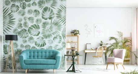 Wallpaper Vs Paint: Better Option For Walls
