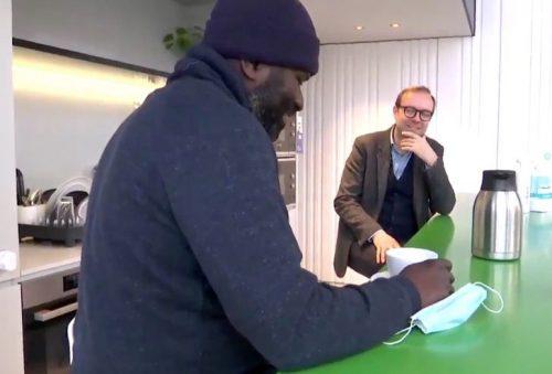 Souleymane e Pierre - Foto: M6 info