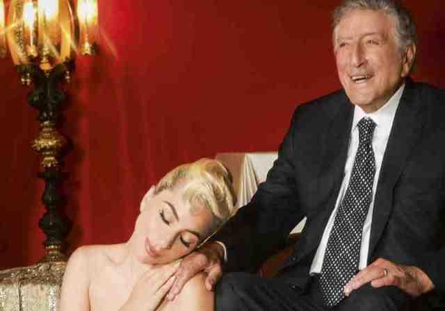 Gaga e Bennett já tinham gravado antes, em 2014 Foto: Divulgação