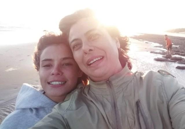 Professora já era mãe adotiva de dois meninos - Foto: arquivo pessoal