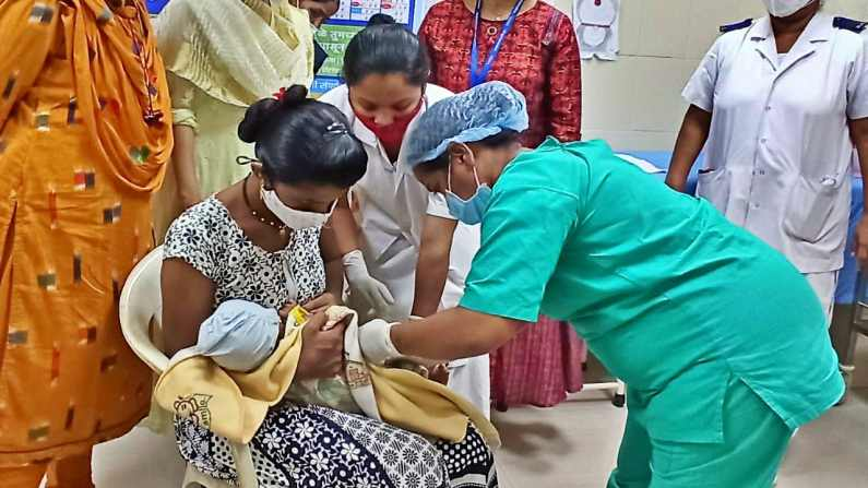 Children at risk of pneumococcal disease, PCV vaccination started in Navi Mumbai