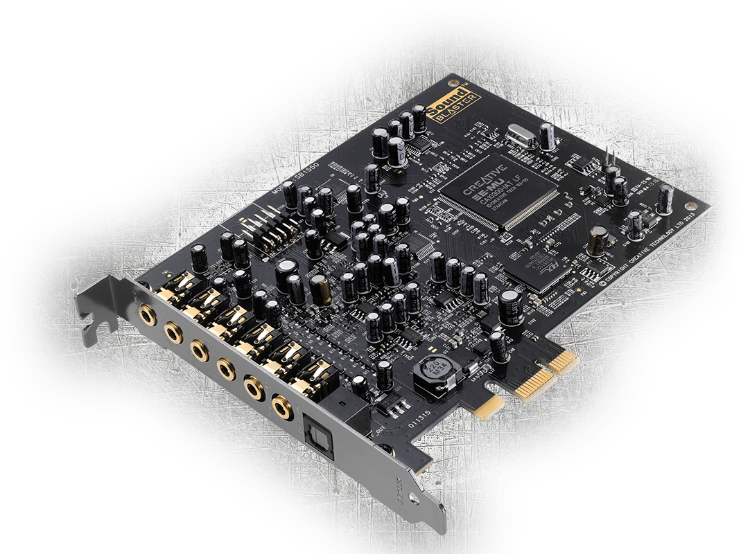 Sound Blaster Audigy Card