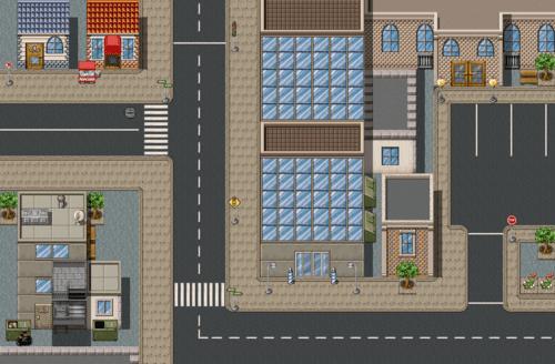 Rpg Maker City Tilesets Ace Vx
