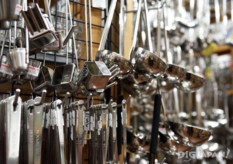 best kitchen stores home depot moen faucets 任何厨具都能在这里找到 逛游厨师最爱的合羽桥道具街 digjapan 饭田屋的各种小道具