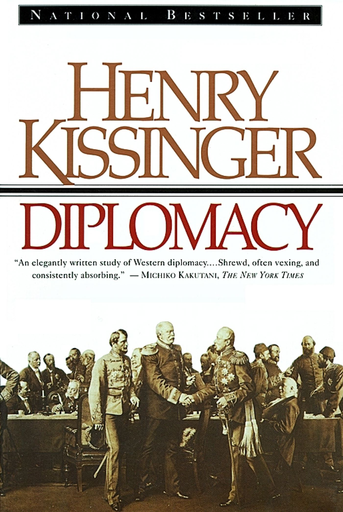 Diplomacy  Book by Henry Kissinger  Official Publisher Page  Simon  Schuster