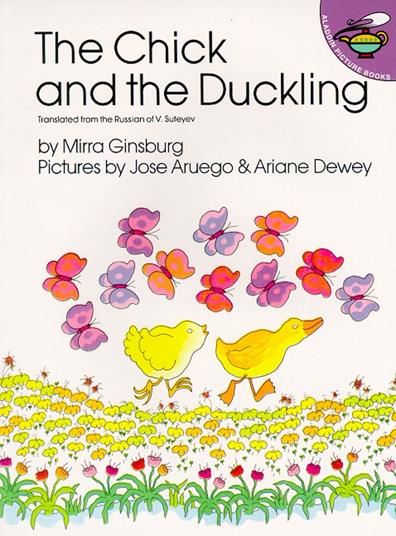 Image result for the chick and the duckling mirra ginsburg