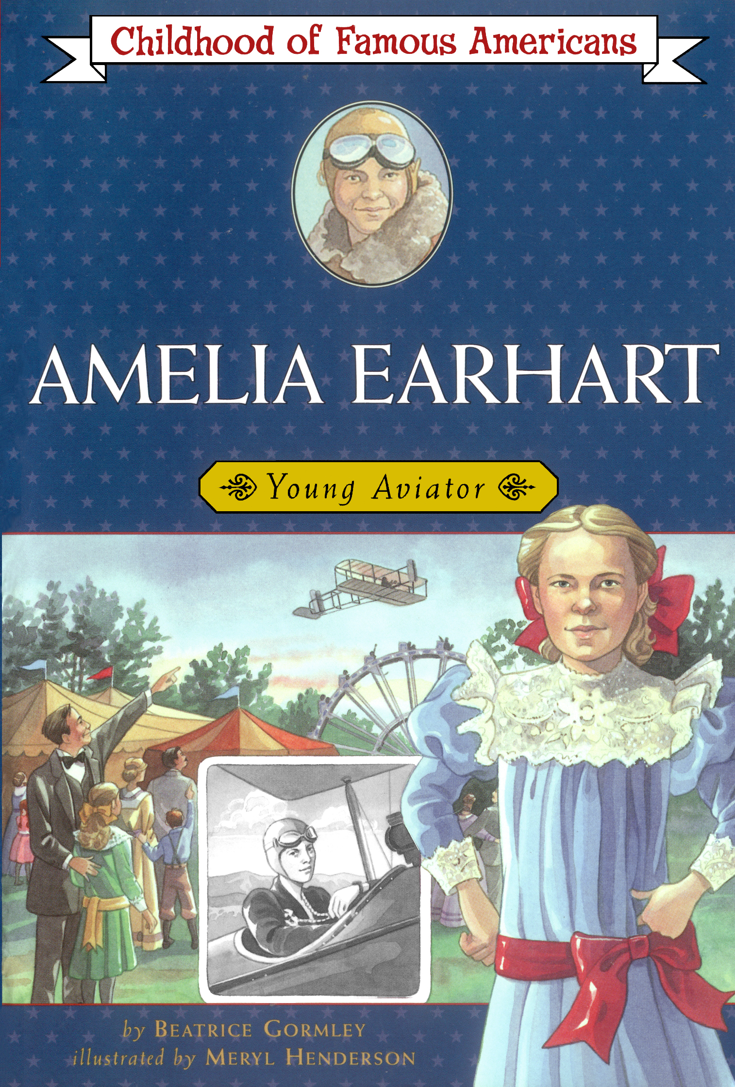 hight resolution of Amelia Earhart   Book by Beatrice Gormley