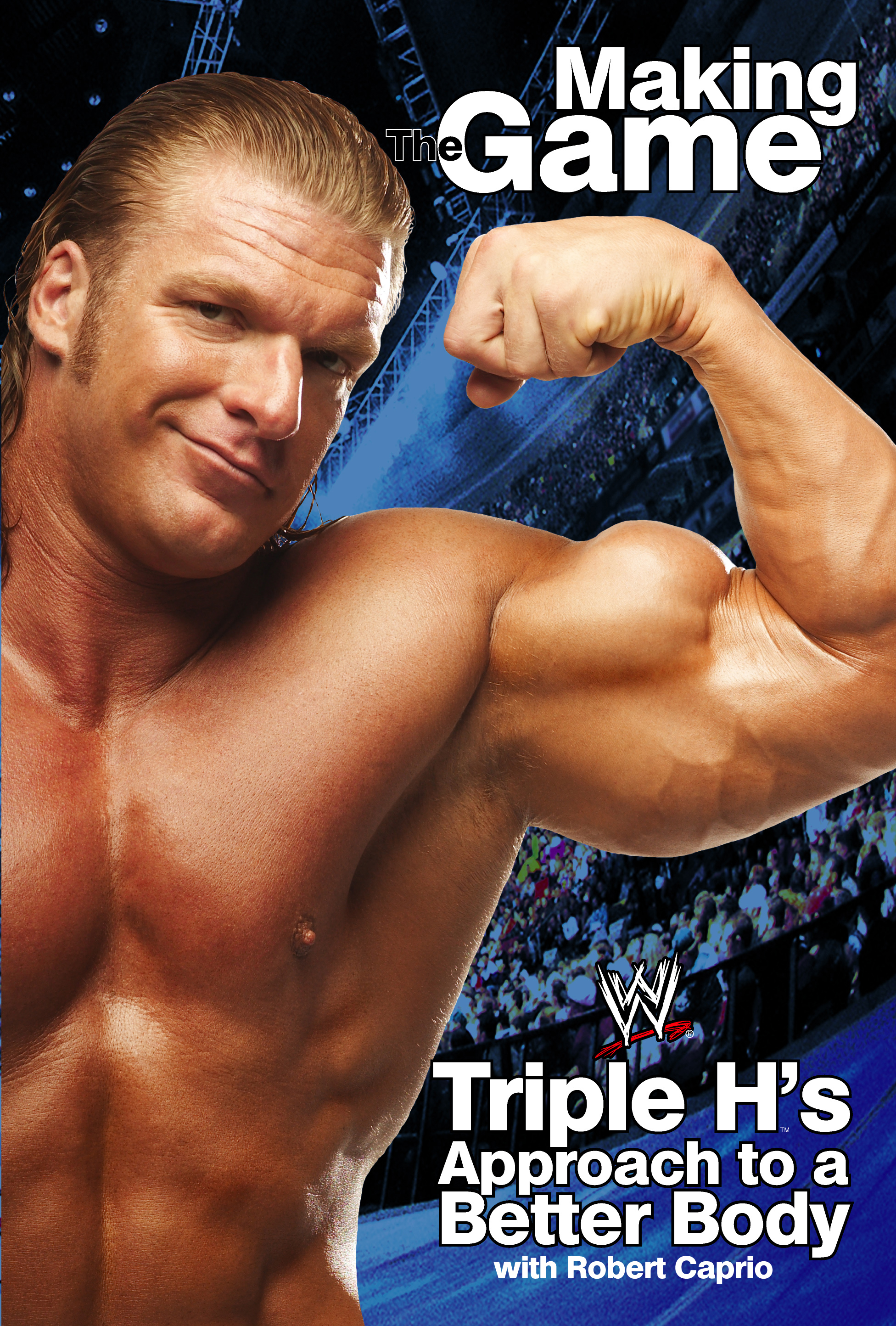 triple h making the