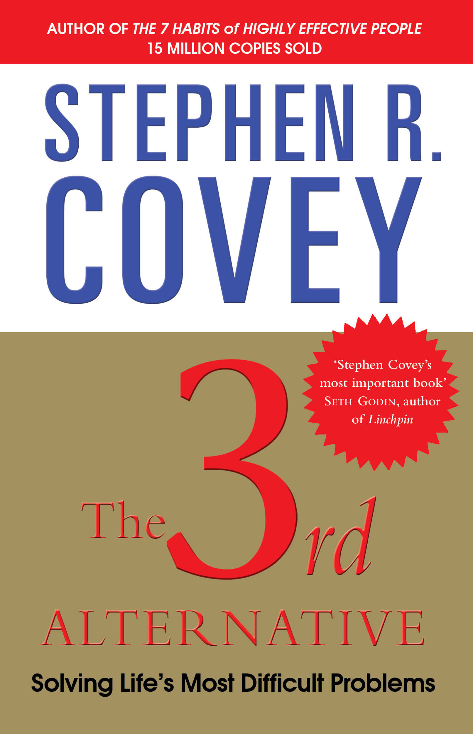 The 3rd Alternative Ebook By Stephen R Covey