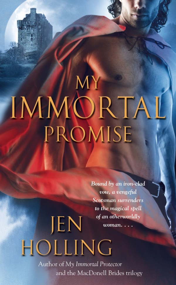 Immortal Promise Book Jen Holling Official