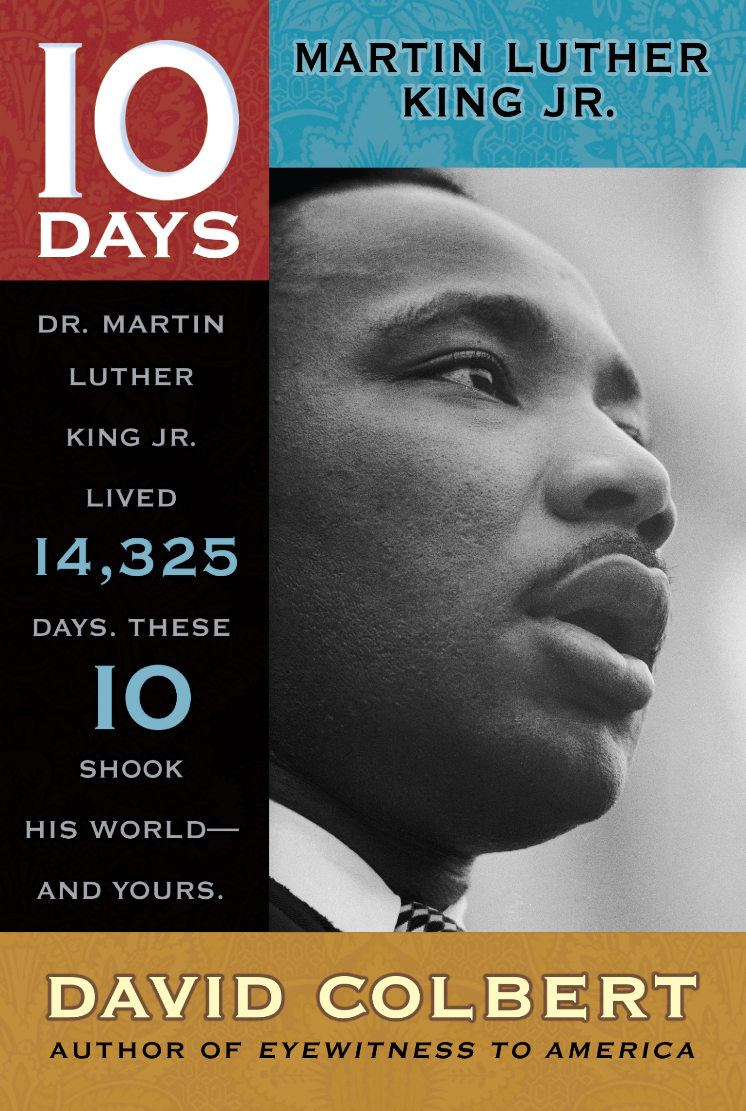 Martin Luther King Jr  Book by David Colbert  Official Publisher Page  Simon  Schuster