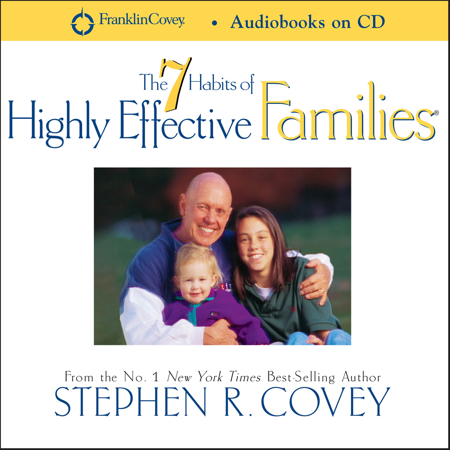 7 Habits Of Highly Effective Families Audiobook By Stephen