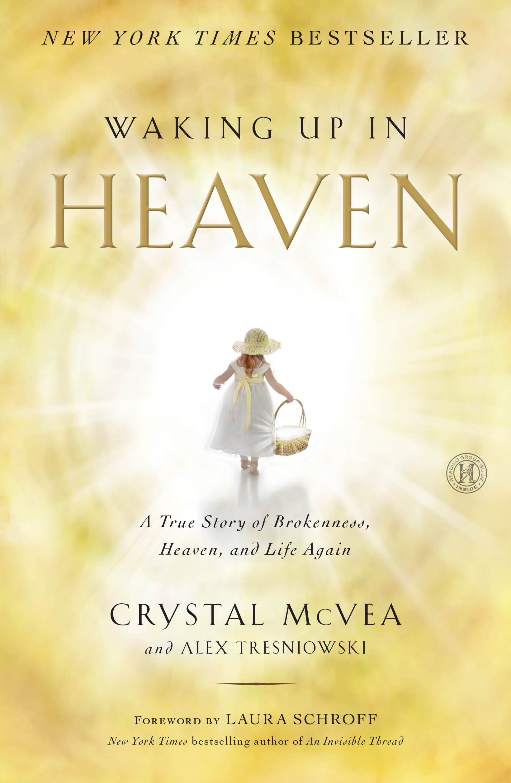 Waking Up in Heaven  Book by Crystal McVea Alex Tresniowski  Official Publisher Page  Simon