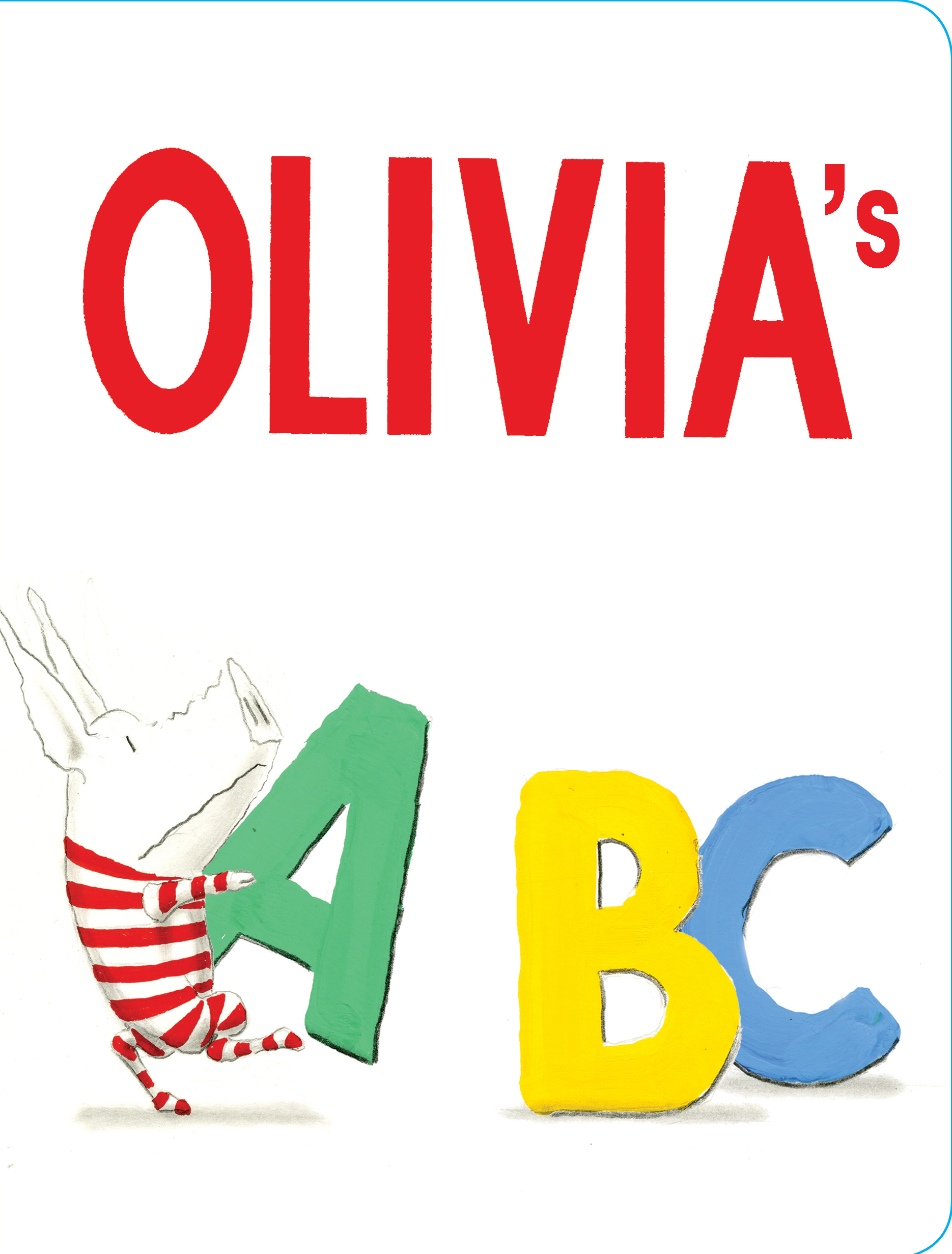 Olivias ABC  Book by Ian Falconer  Official Publisher Page  Simon  Schuster