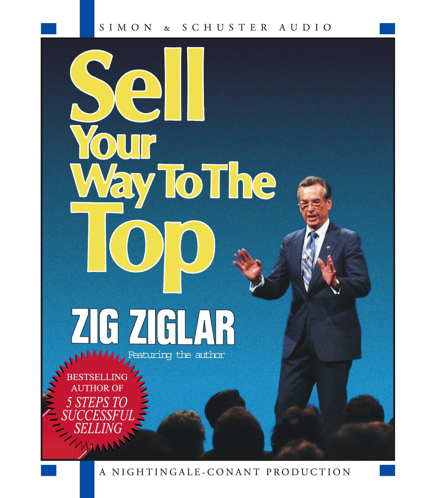 Sell Your Way To The Top Audiobook On Cd By Zig Ziglar