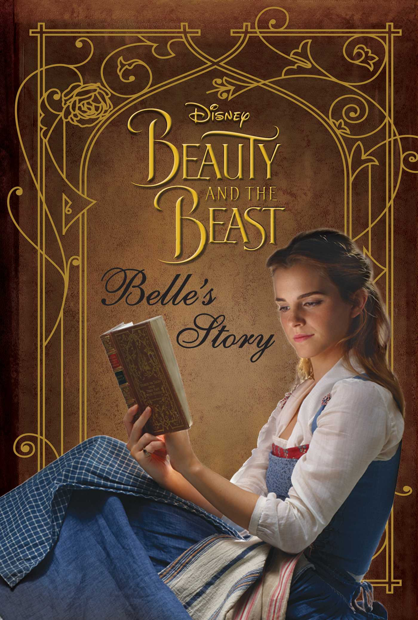 Disney Beauty And The Beast Belle S Story