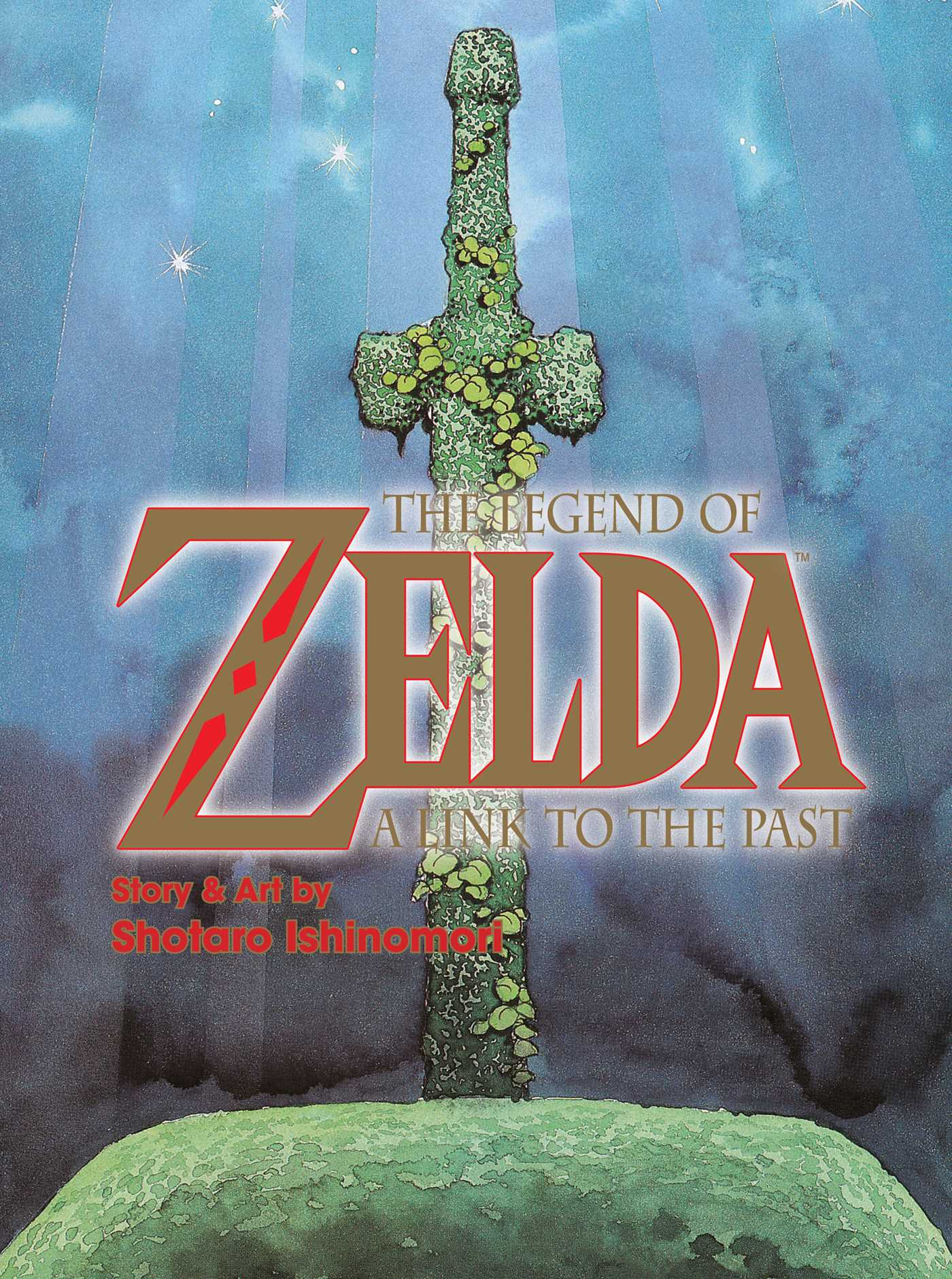 Legend of Zelda A Link to the Past  Book by Shotaro