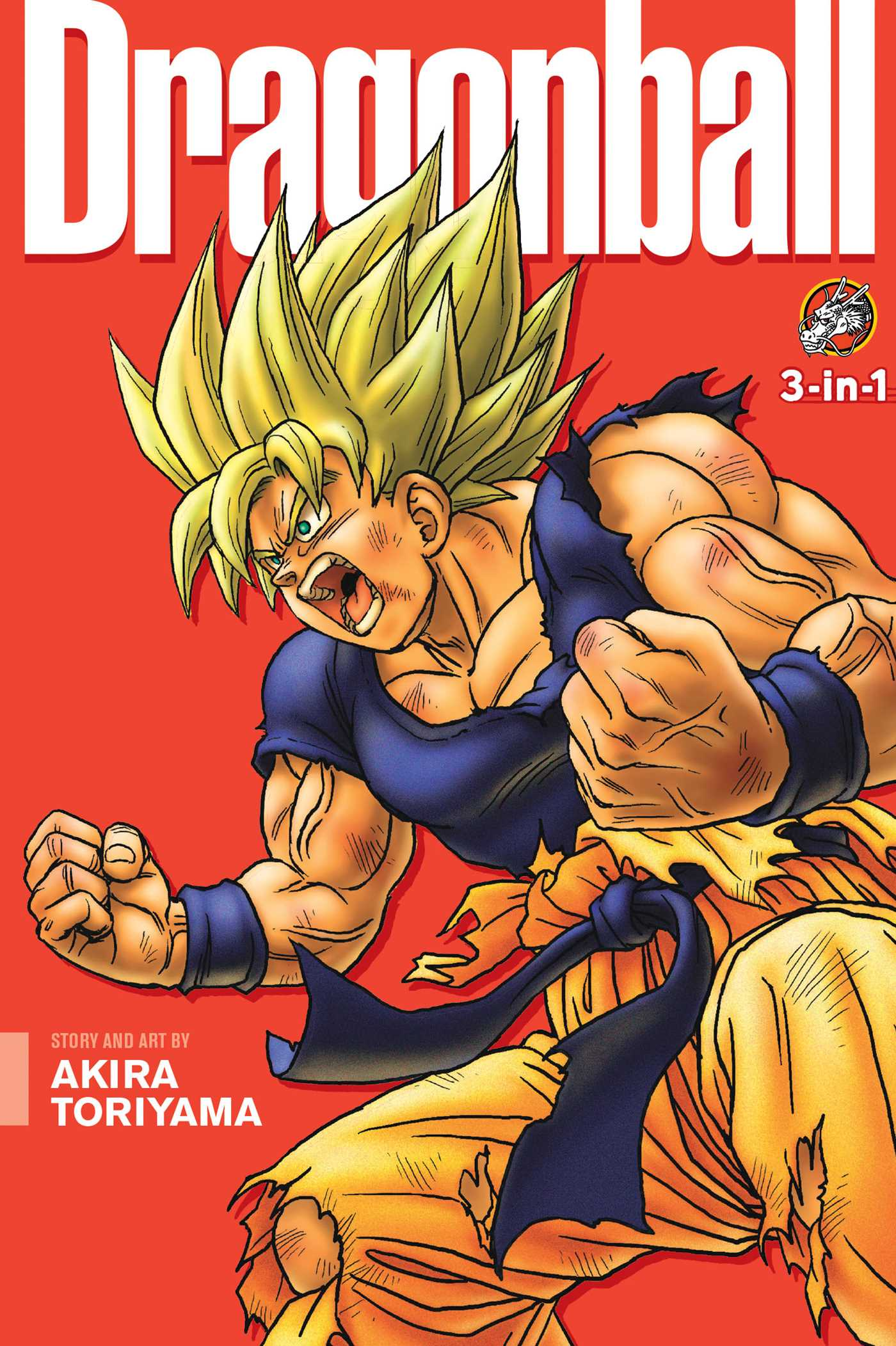 Dragon Ball 3 In 1 Edition Vol 9 Book By Akira Toriyama Official Publisher Page Simon