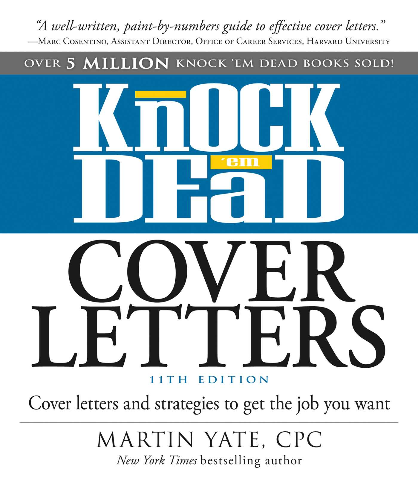 Knock Em Dead Resume Templates Download Knock 39em Dead Cover Letters Book By Martin Yate