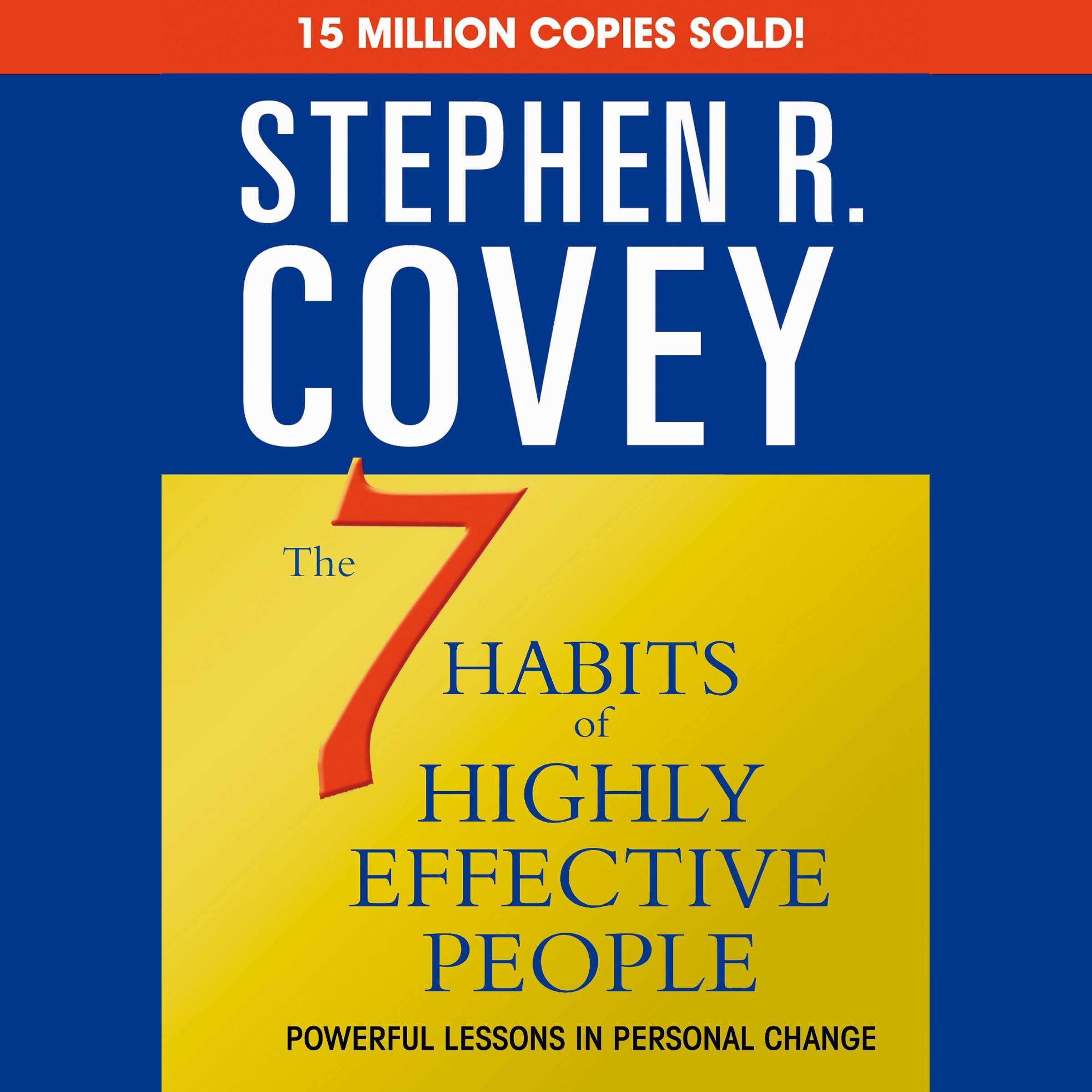 The 7 Habits Of Highly Effective People Amp The 8th Habit