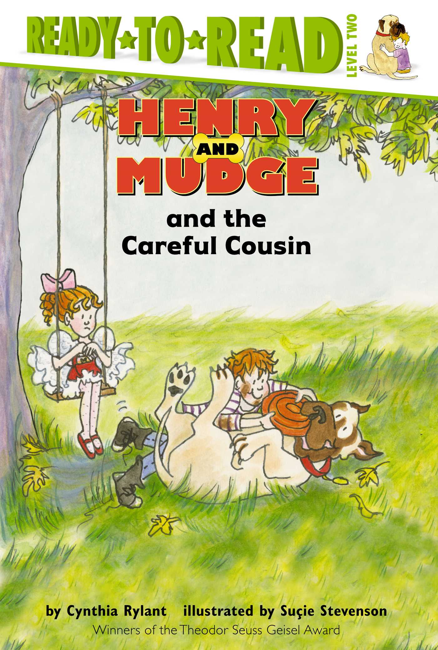 Henry And Mudge And The Careful Cousin Ebook By Cynthia