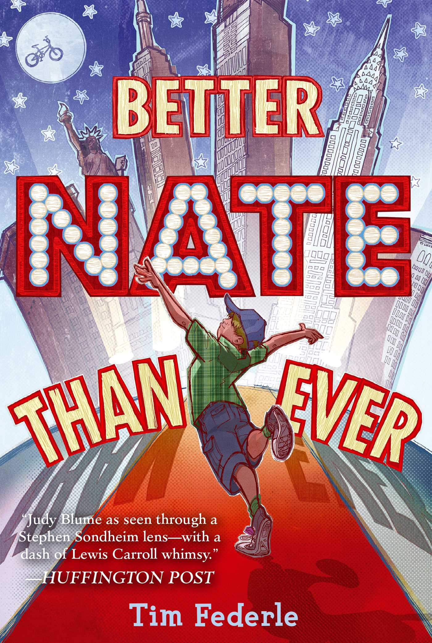 Image result for better nate than ever