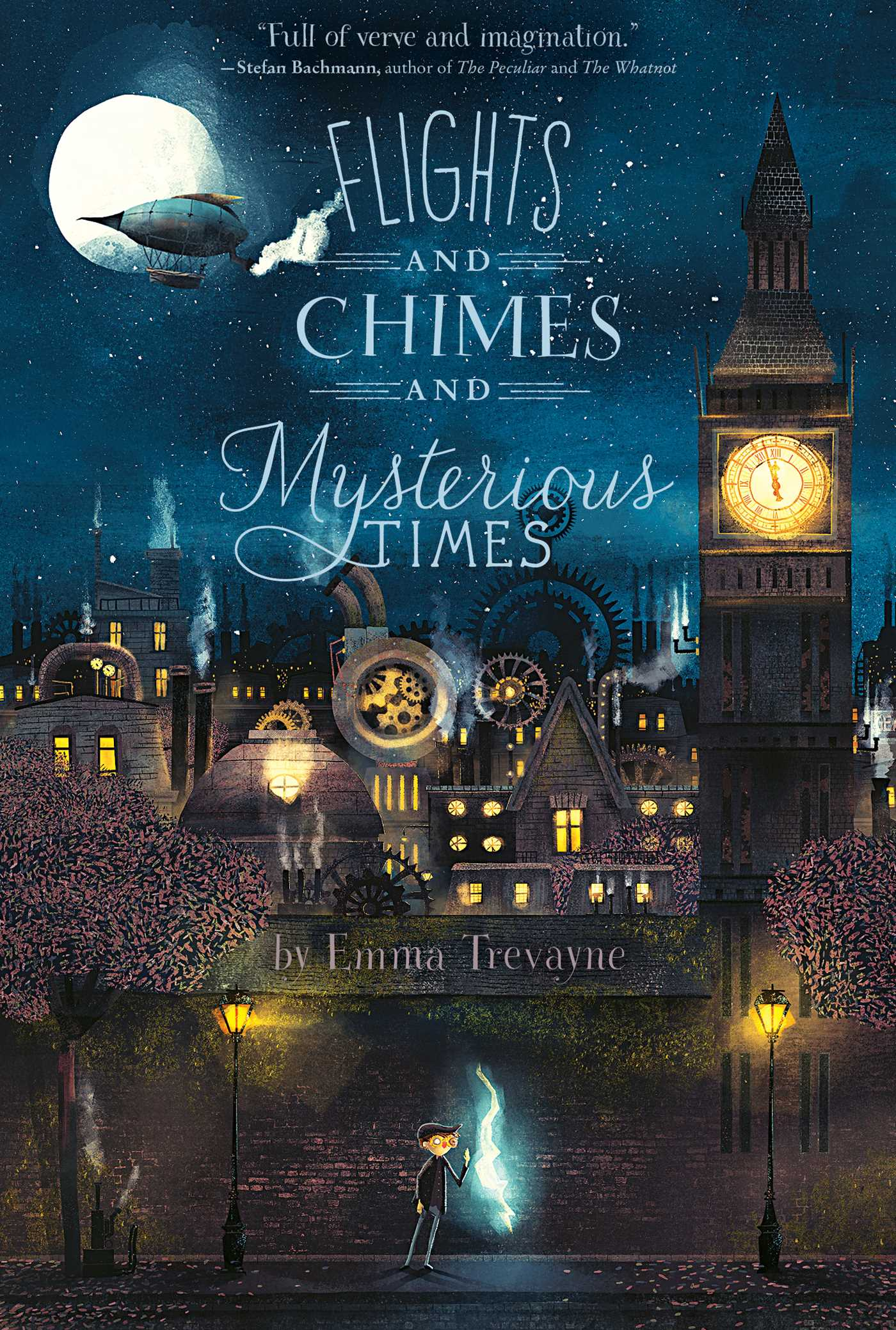 Image result for flights and chimes and mysterious times