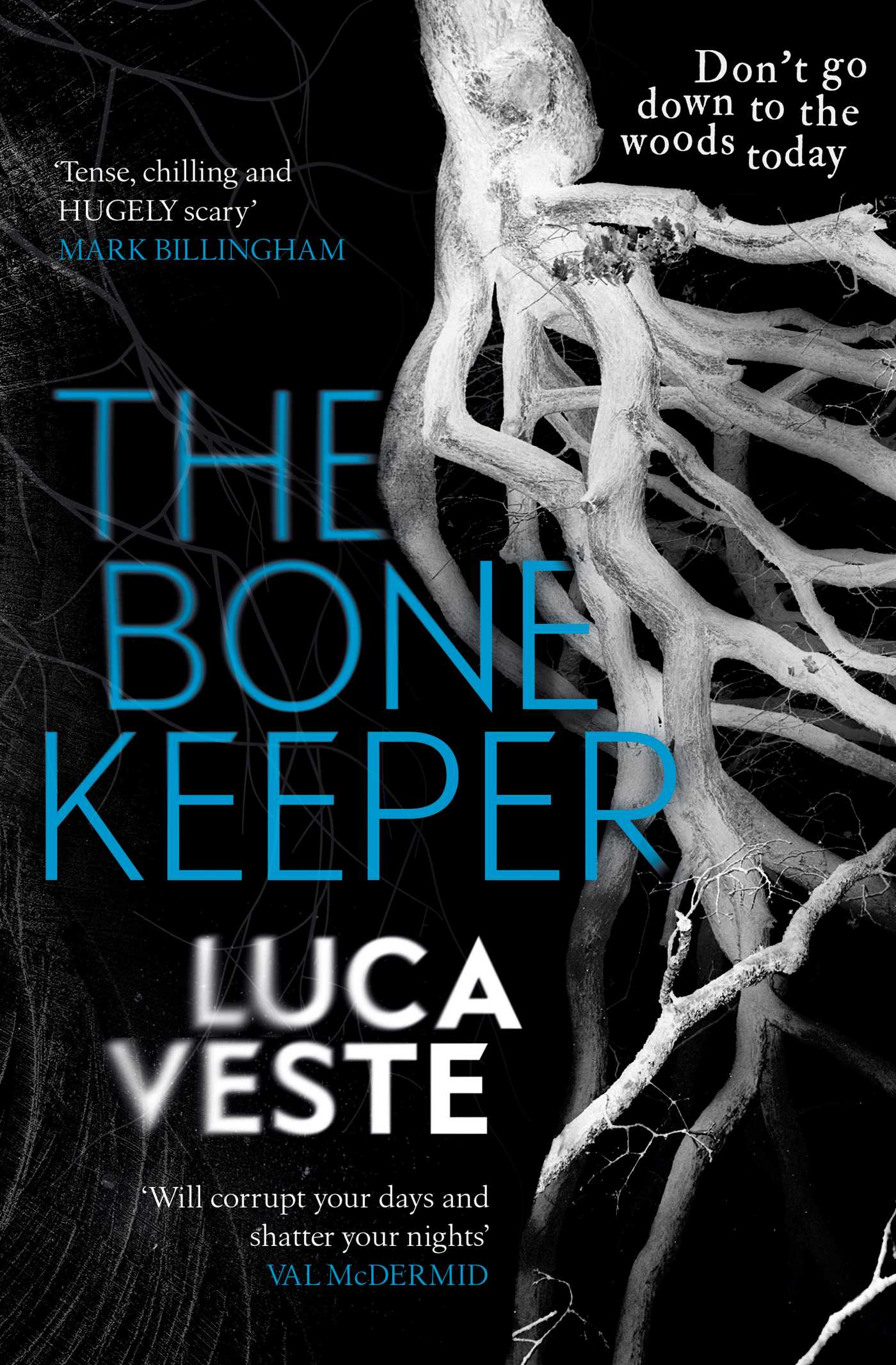 Image result for The Bone Keeper – Luca Veste