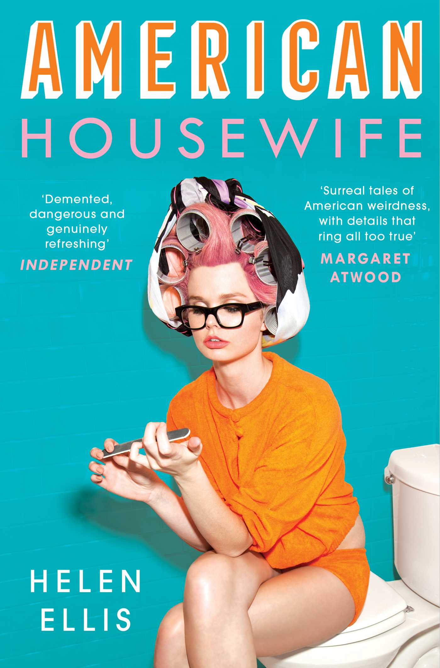 Image result for american housewife book cover